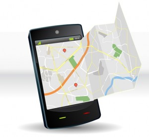 Must-have app when you go to a conference - street map