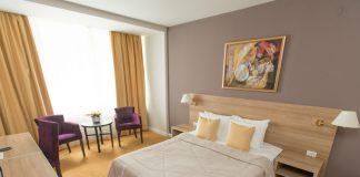 New City Hotel Niš - soba