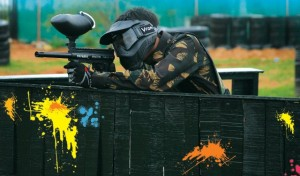 Adrenalin parks - paintball