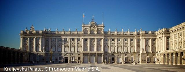 Kraljevska Palata, © Promocion Madrid S.A.