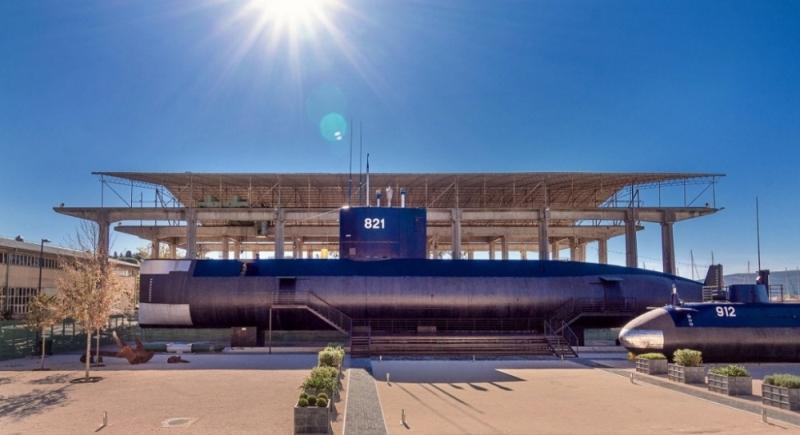 Podmornica P - 821 Heroj