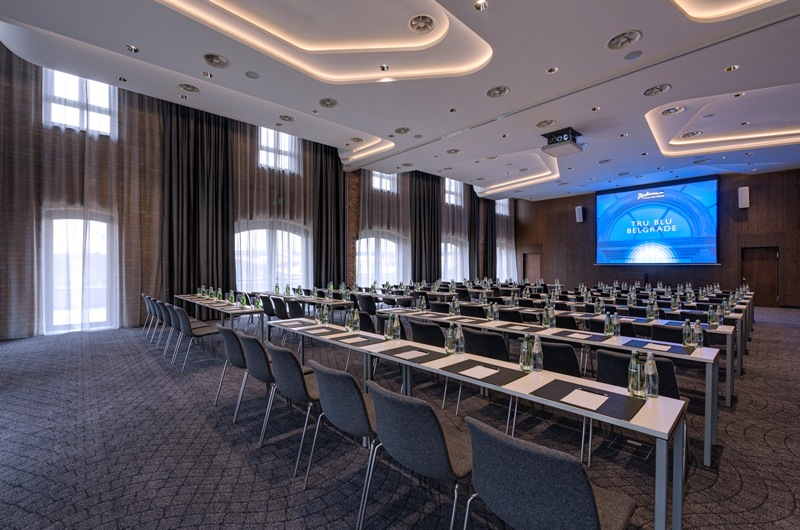 Conference room - Radisson Blu Old Mill Belgrade