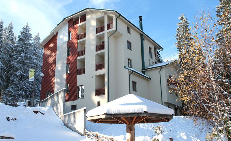 Hotel Zlatarski biseri, planina Zlatar