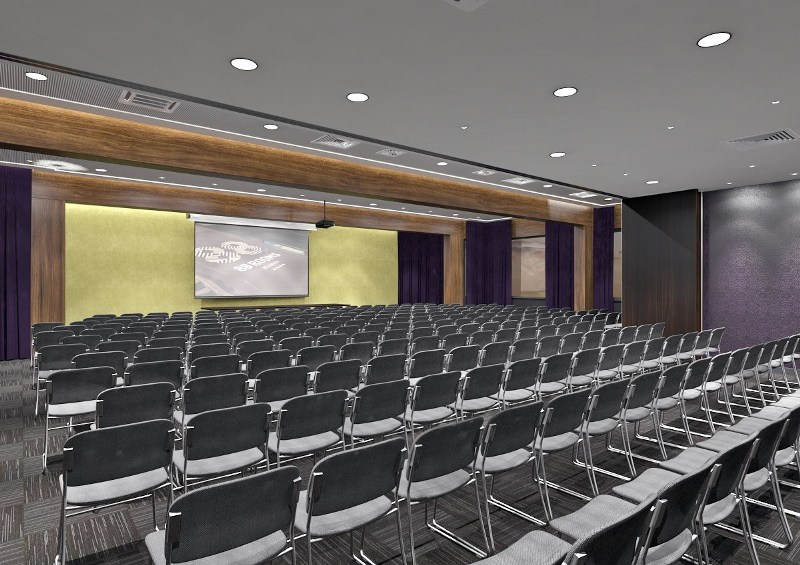 New conference room of 88 Rooms Hotel