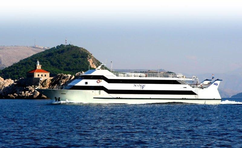 Ship Sea Star