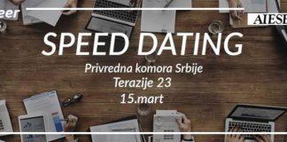 Career Days 2017 - speed dating