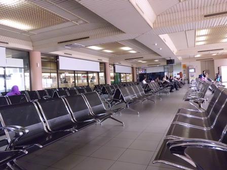 Taksa za disanje na aerodromu