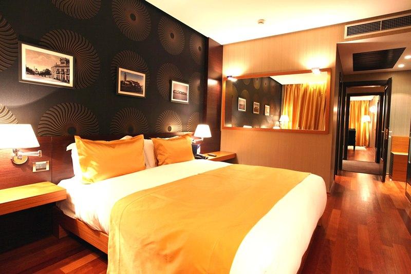 Hotel Tirana - soba